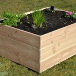 Premium Bio Modulsystem Hochbeet Grüner Garten
