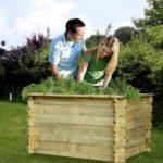 Hochbeet Holz Gartenpirat
